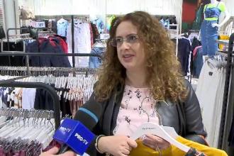 """Reacția unei femei când este întrebată cât cheltuie lunar pe haine: """"Îmi e teamă!"""""""