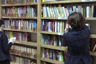 Cum îi ajută cărţile de care oamenii nu mai au nevoie pe suferinzii de boli incurabile