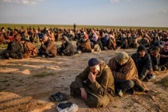 Luptătorii ISIS și familiile lor, evacuați din ultima redută jihadistă
