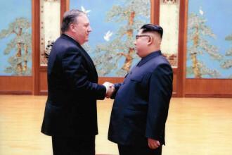Oficial CIA. Kim Jong-un ar fi vorbit cu Pompeo despre copiii săi. Ce i-a mărturisit
