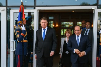Klaus Iohannis participă, duminică, la primul summit UE - Liga Statelor Arabe