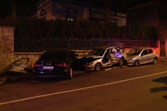 Accident grav provocat de 2 şoferiţe din Cluj. Ce au descoperit polițiștii