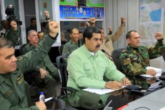 Avertismentul transmis de UE lui Maduro, după violențele din Venezuela