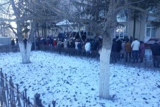 Sute de ruși, aduși din Transnistria cu autocarele să voteze în R.Moldova. VIDEO