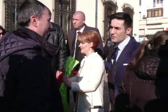 Lia Olguța Vasilescu s-a căsătorit cu Claudiu Manda. De ce a decis să-și păstreze numele