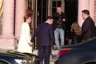 Ținuta purtată de Lia Olguța Vasilescu, fost ministru al Muncii, la nuntă. FOTO