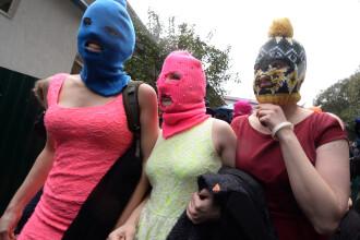 Trupa Pussy Riot va cânta în România, la Awake Festival. Rusoaicele vor ține un discurs