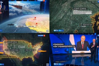 Anunţul lui Vladimir Putin privind armele nucleare. Ce a cerut Statelor Unite