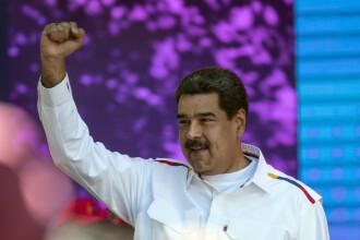Preşedintele Venezuelei acuză SUA că pun la cale