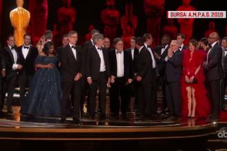 Scandal la Oscar. Gestul unui regizor după ce a pierdut la categoria