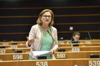 """Glume și critici la adresa Mariei Grapini după audierea lui Kovesi: """"Nu meritați votul meu"""""""