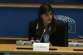 Atitudinile europarlamentarilor români în timpul audierii Laurei Kovesi