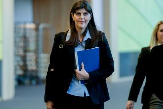 """Kovesi, lăudată de FT: """"Femeia cea mai potrivită pentru a fi procuror-șef european"""""""