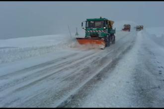 Viscol într-o regiune din România. Anunțul meteorologilor