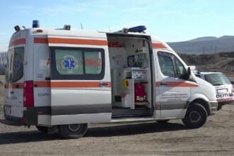 Muncitori transportați cu arsuri la spital, după un accident la Şantierul Naval din Orşova