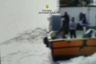 Incident sângeros în Marea Neagră. Poliţiştii de frontieră au deschis focul