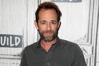 """Actorul Luke Perry, Dylan din """"Beverly Hills"""", a ajuns de urgență la spital"""