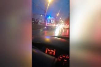 Fetiță de 10 ani, lovită de mașină pe trecerea de pietoni în Timișoara