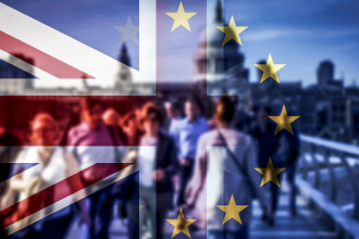Impactul unui Brexit fără acord, mai păgubos pentru Regatul Unit decât pandemia de COVID-19