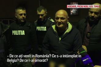 Doi criminali periculoși, căutați în Europa, au vrut să se stabilească în România. Cum au fost prinși