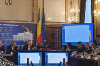 Guvernul României pregăteşte un OUG privind epidemia de coronavirus. Ce măsuri va conţine