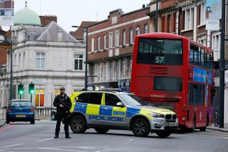 Incident terorist în Londra. Atacatorul ucis de poliție ar fi fost islamist