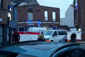 Posibil incident terorist în Belgia. O femeie a fost împuşcată după ce a atacat trecătorii