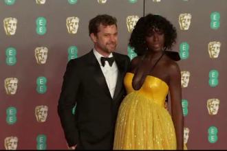 Premiile BAFTA 2020. Ținuta spectaculoasă a ducesei de Cambridge care a furat privirile