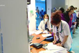 Cinci români care s-au întors din China au ajuns la spital. Ce spun medicii despre starea lor