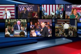 Încep alegerile primare din SUA. Cei 12 democraţi care concurează pentru a-l înfrunta pe Trump