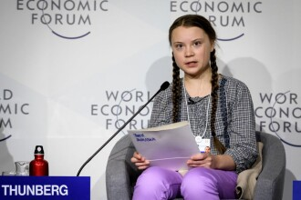 Greta Thunberg, nominalizată la premiul Nobel pentru Pace. De către cine a fost propusă