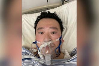 Medicul chinez care a încercat să avertizeze lumea despre coronavirus a murit