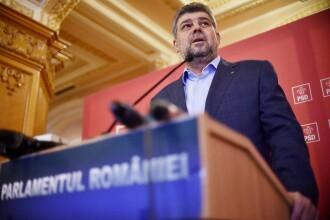 PSD Bucureşti propune data de 29 februarie pentru congres şi îl susţine pe Marcel Ciolacu la funcţia de preşedinte