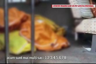 Bilanțul morților de coronavirus a ajuns la 490. Scene de groază filmate într-un spital din Wuhan