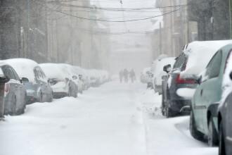 Vremea azi, 29 noiembrie. Zonele unde va ninge și va fi lapoviță