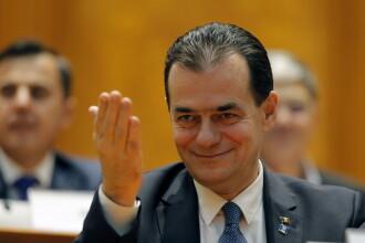 Ordonanța de Urgență a Guvernului Orban privind anticipatele a fost respinsă în Senat