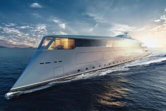 Bill Gates a comandat primul super yacht din lume pe bază de hidrogen. Cât a costat