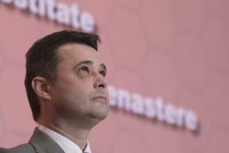 """Daniel Florea, prezent la Conferința PSD București cu un ochi vânăt. Explicația edilului: """"Când bate vântul cu 80 de grade"""""""