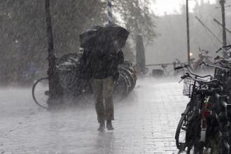 Avertisment MAE: Fenomene meteo extreme în Germania, cu vânt de până la 180 km/h