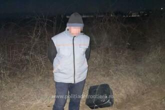VIDEO. Un român a fost prins în timp ce aducea în țară țigări din Ucraina cu drona