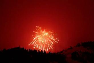 VIDEO. Cum a arătat cel mai mare foc de artificii din lume, intrat în cartea recordurilor
