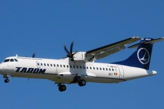 TAROM vinde nouă avioane ATR, pe care le înlocuiește cu altele noi
