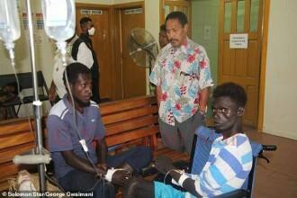 Trei adulți și o fetiță au plutit 32 de zile în Pacific. 8 pasageri de pe vas au murit