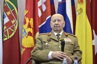 Doliu în Armata Română. A murit generalul Marin Dragnea, veteran de război