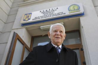 Fostul președinte al Senatului Teodor Meleșcanu a fost audiat la DNA