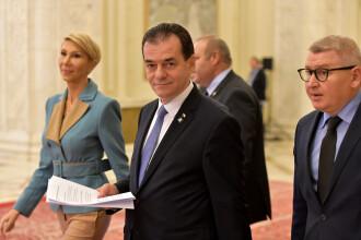 CCR dezbate pe 24 februarie sesizarea privind desemnarea lui Ludovic Orban în funcţia de premier