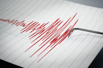 Cutremur în județul Vaslui. S-a resimțit și în București