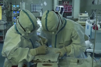 China a anunţat testarea primului vaccin pentru coronavirus