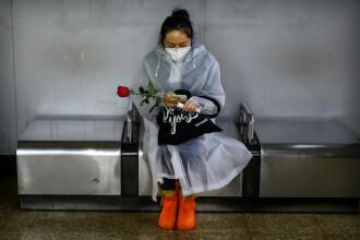 Valentine's Day în China, în plină epidemie de coronavirus