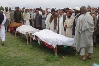 Civili masacraţi de o dronă, când se întorceau de la un picnic. Cine ar fi comandat atacul